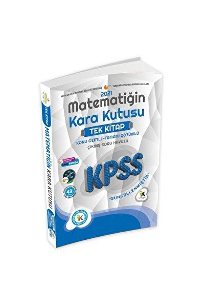 İnformal Yayınları 2021 Kpss Matematiğin Kara Kutusu Tek Kitap Tamamı Çözümlü Konu Özetli Çıkmış Soru Bankası