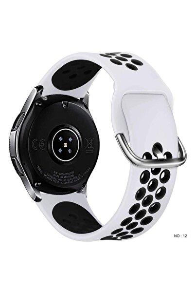 Cimricik Huawei Watch Gt 2e Kordon Kayış Spor Delikli Kordon K10-46