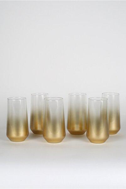 Rakle Glow 6'lı Meşrubat Bardağı Seti 470 Cc