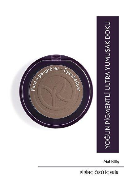 Yves Rocher Kadife Dokunuşlu Tekli Far - Mat Sütlü Kahve 2.3 gr