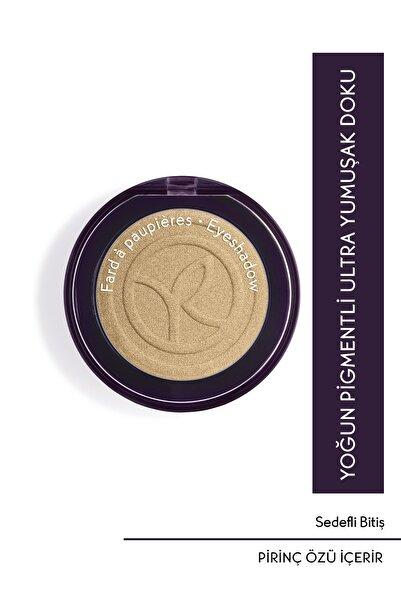 Yves Rocher Kadife Dokunuşlu Tekli Far - Sedefli Beyaz Altın 2.3 gr