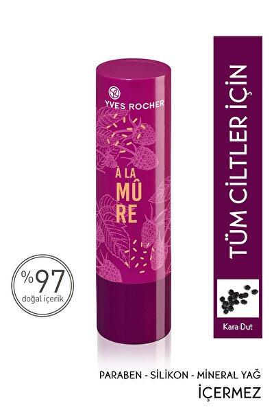 Yves Rocher Kara Dut Dudak Balsamı - 4.7 gr