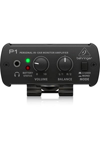 Behringer P1 Kulak Monitörü Kulaklık Amplifikatörü
