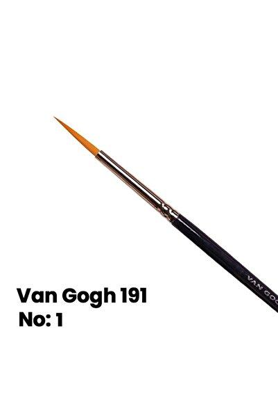 Van Gogh Sulu Boya Fırçası Yuvarlak Uçlu Seri 191 No 1