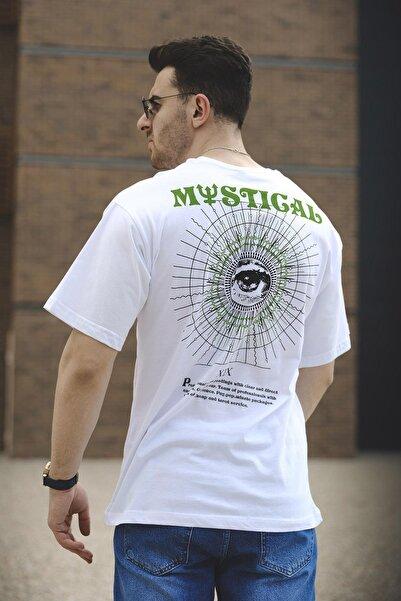 Oksit Jasper Mystical Unisex Oversize Tshirt