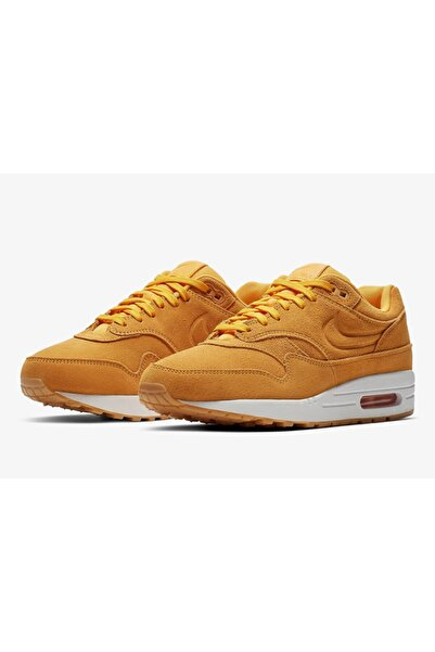 Nike Wmns Air Max 1 'gold Suede' - - 454746 702