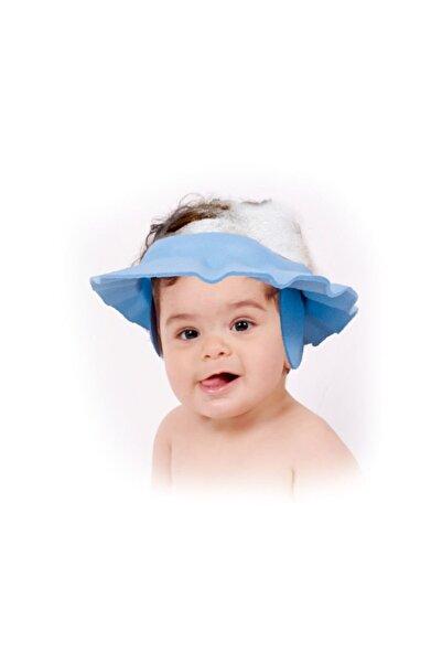 Sevi Bebe Bebek Banyo Şapkası Art-111 Mavi