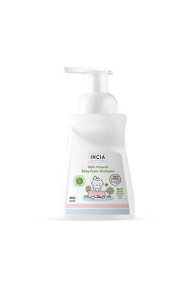 Incia %100 Doğal Bebek ve Çocuk Köpük Şampuanı 200ml