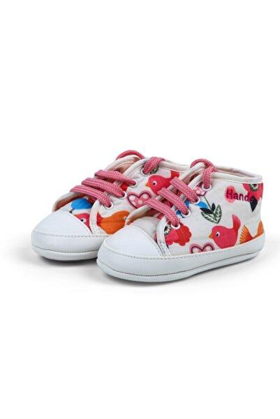 Funny Baby Kız Bebek Ilk Adım Ayakkabısı