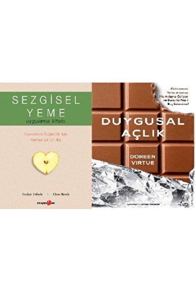 Okuyan Us Yayınları Sezgisel Yeme + Duygusal Açlık 2 Kitap Set