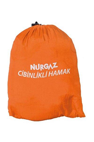 NURGAZ Cibinlikli Hamak Turuncu