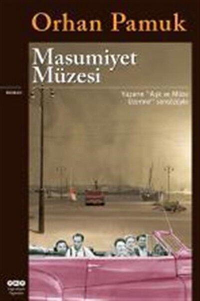 Yapı Kredi Yayınları Masumiyet Müzesi Orhan Pamuk