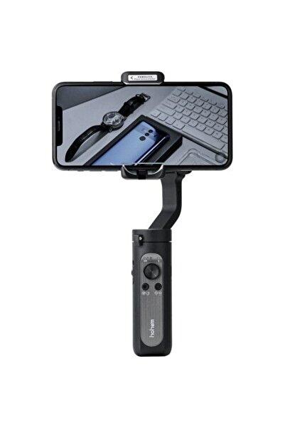 Hohem Siyah Isteady X 3 Axis Telefon Sabitleyici Gimbal