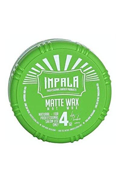 IMPALA Mat Wax No:4