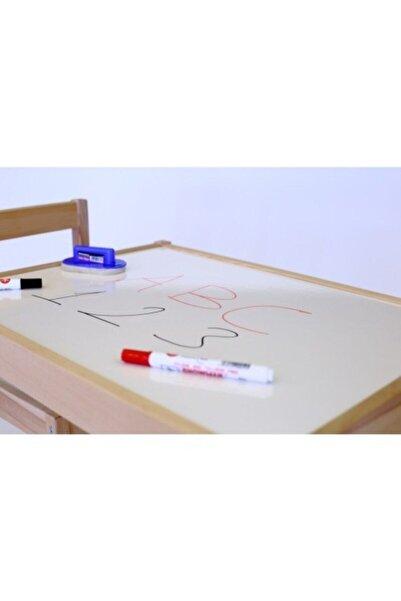 TNCN Mobilya Tncn Montessori Çocuk Masa Sandalye Takımı