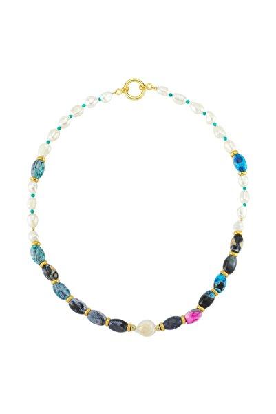 Luzdemia Laura Pearl Necklace 925 - 2