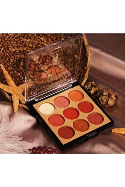 mehser Makeuptime Kare Sweet Peach 9 Lu Far Paleti 01 8 Cm X 8 Cm