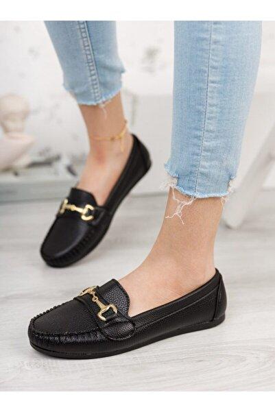 ayakkabıhavuzu Günlük Ayakkabı - Siyah Cilt - Ayakkabı Havuzu