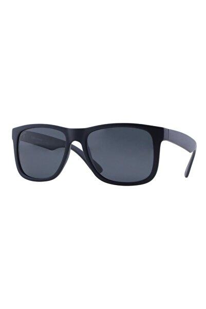 CLAES Justin Black Polarize Kırılmaz Hafif Unisex Güneş Gözlüğü