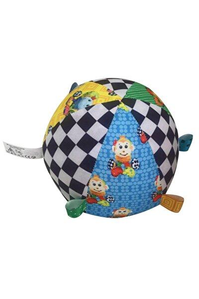 Sozzy Toys Çıngıraklı Renkli Topum - Szy222