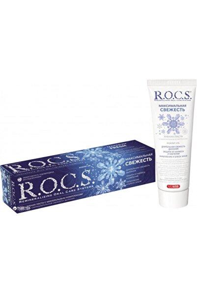 R.O.C.S. Rocs Maxımum Fresh Ağız Kokusuna Karşı Diş Macunu 74gr