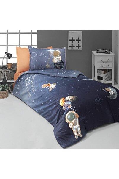 Sarev Space Star Fancy Poplin Genç Nevresim Takımı V1