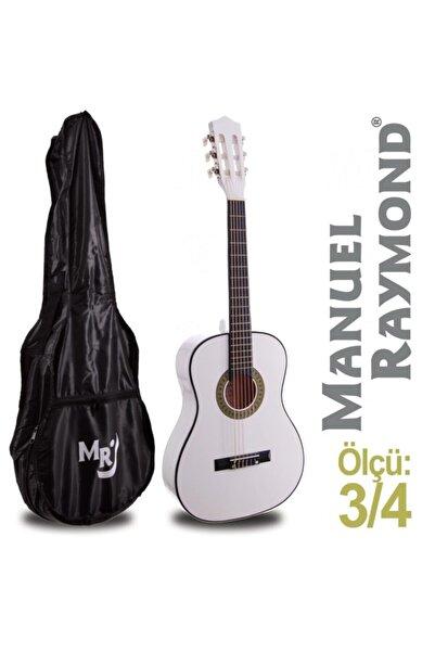 Manuel Raymond Klasik Gitar Junior Raymond Mrc87wh (Kılıf Hediye)
