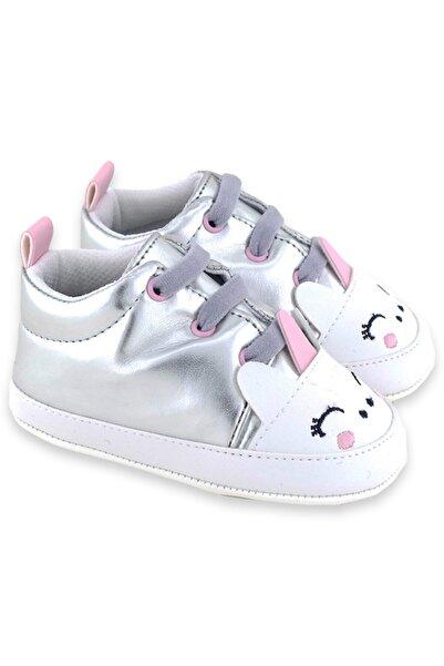 Funny Baby Vipbebe Kız Bebek Unicorn Bağcık Desenli Kız Bebek Patik
