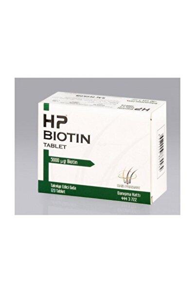 Hair Pharma Hp Biotin 5 Mg 120 Tablet