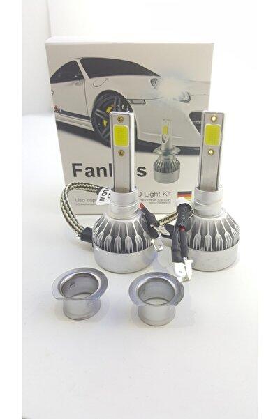 Fanless H1 Yeni Nesil Led Xenon Yeni Teknoloji Fansız Sessiz