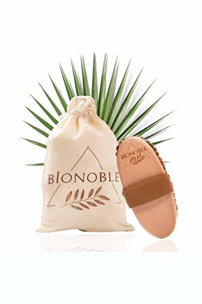 Bionoble Selülit Karşıtı %100 Doğal At Kılı Selülit Fırçası