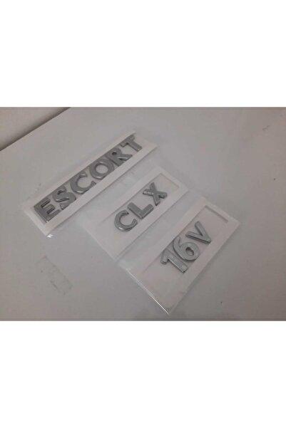 Escort Clx 16v Yazı-3 Adet Takım-yüksek Kalite-