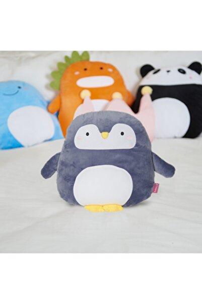 SELAY TOYS Penguin Figürlü Yastık