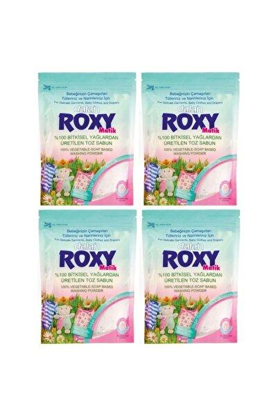Roxy Dalan Toz Sabun Bahar Çiçekleri 2 kg X 4 Adet