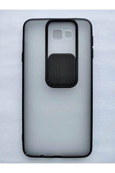 FASHION CASE Samsung Galaxy J7 Prime/j7 Prime 2 Kamera Sürgülü Lens Korumalı Kılıf