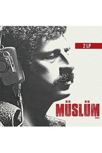 Pal Plak - Müslüm Baba - Film Müzikleri (2 Lp)