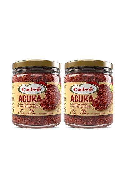 Calve Acuka Sos 200 gr x 2 Adet