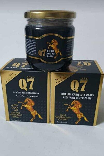 GOLD Q7 Q7 Bitkisel Macun 240 gr