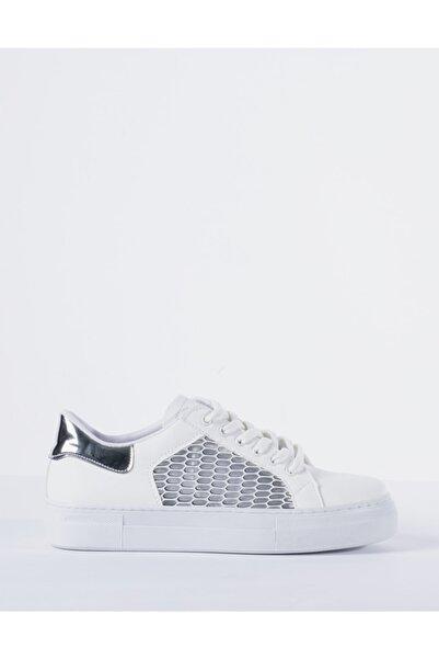 Vision Kadın Beyaz Spor Ayakkabı