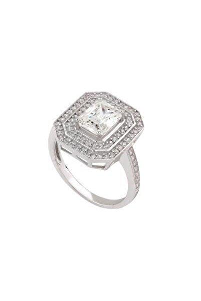 So CHIC... Creative Diamond Baget Kesim Yüzük