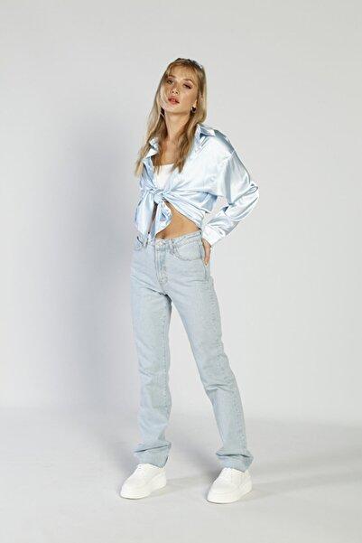HOLLY LOLLY Kadın Mavi Sagrado Jean