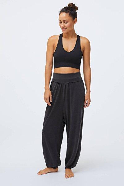 Oysho Kadın Gri Modal Harem Pantolon