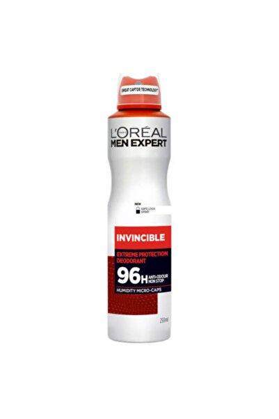 L'Oreal Paris Men Expert Invıncıble Deodorant