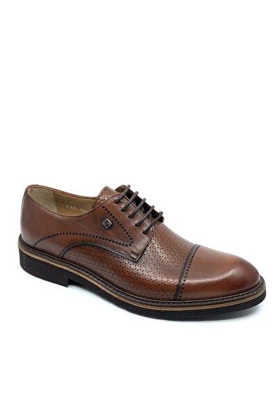 Fosco Erkek Taba Günlük Eva Taban Klasik Ayakkabı 1060