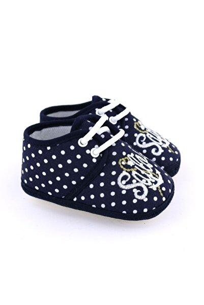 Funny Baby Erkek Bebek Nakışlı Ayakkabı