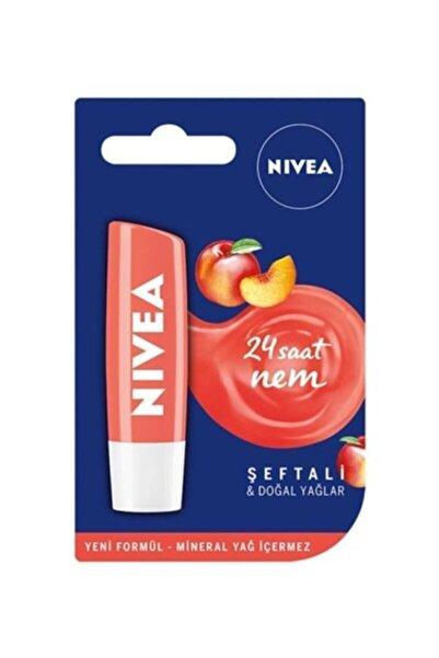Nivea Kadın Lip Dudak Bakım Kremi Şeftali 4,8 gr