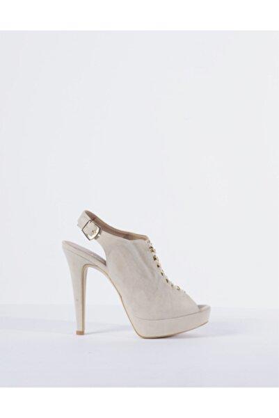 Vision Kadın Vizon Yüksek Topuklu Ayakkabı