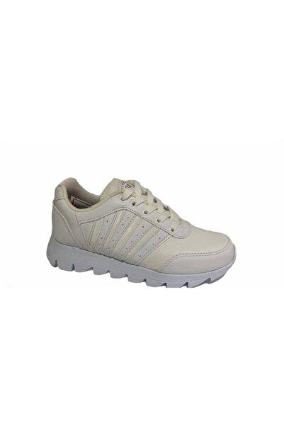 Almera Ayakkabı Kadın Beyaz Sneaker