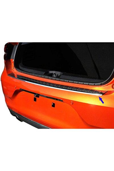 Fabrika Renault Clio 5 Krom Arka Tampon Eşiği