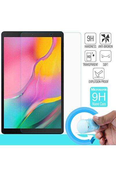 """Samsung Galaxy Tab A 8"""" T290 Ekran Koruyucu Hd Esnek Nano Cam Film Screensaver"""